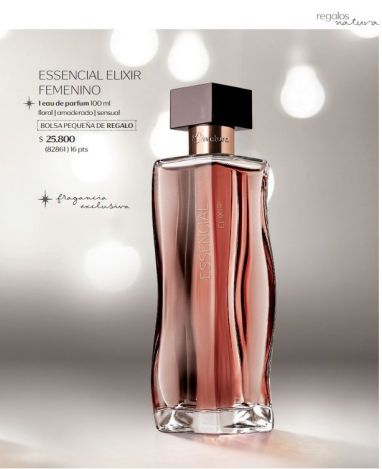 Essencial Elixir Femenino